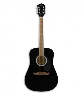Guitarra Folk Fender FA 125 Black