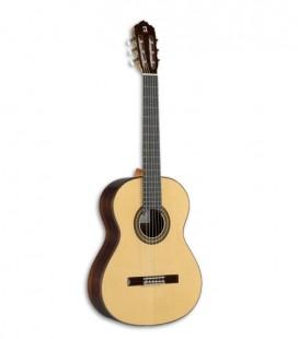 Guitarra Clássica Alhambra 7PA Abeto Pau Santo Largura Concerto
