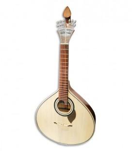 Guitarra Portuguesa APC 305CB OP Spruce Mogno Modelo Coimbra
