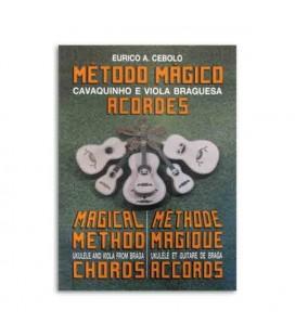 Eurico Cebolo CAV Método Cavaquinho e Viola Braguesa Acordes
