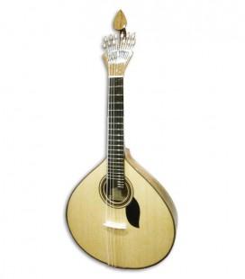 Guitarra Portuguesa Artimúsica 70721 Luxo Tampo Flandres Coimbra
