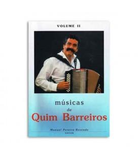 Livro Melodias De Sempre Quim Barreiros Volume 2 por Manuel Resende
