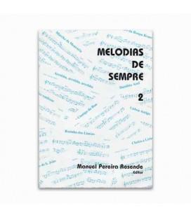 Livro Melodias de Sempre 2 por Manuel Resende