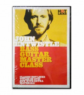 DVD John Entwistle Bass Guitar Masterclass