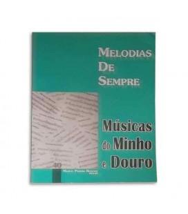 Melodias de Sempre 40 M炭sicas do Minho e Douro por Manuel Resende