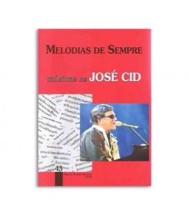 Melodias de Sempre 43 Jos辿 Cid por Manuel Resende