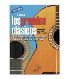 Livro Z Nomar Los Grandes Clásicos Vol 3 EMC371004