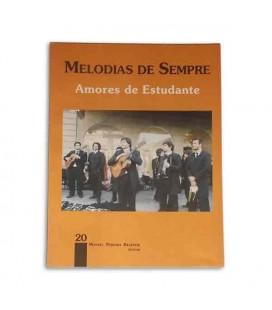 Livro Melodias de Sempre 20 por Manuel Resende