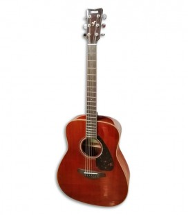 Guitarra Acústica Yamaha FG850 Mogno