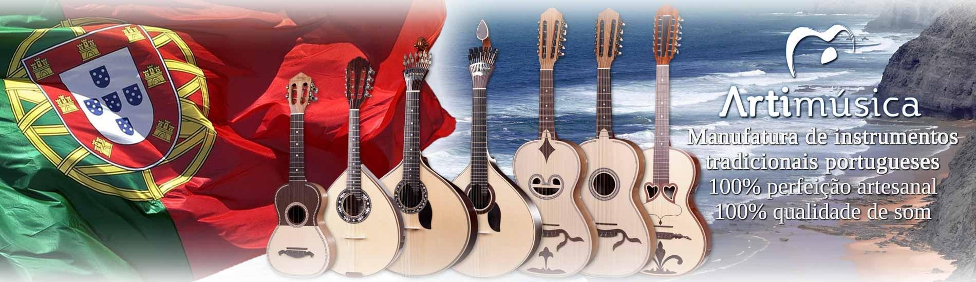 Artimúsica - Manufatura de instrumentos tradicionais portugueses